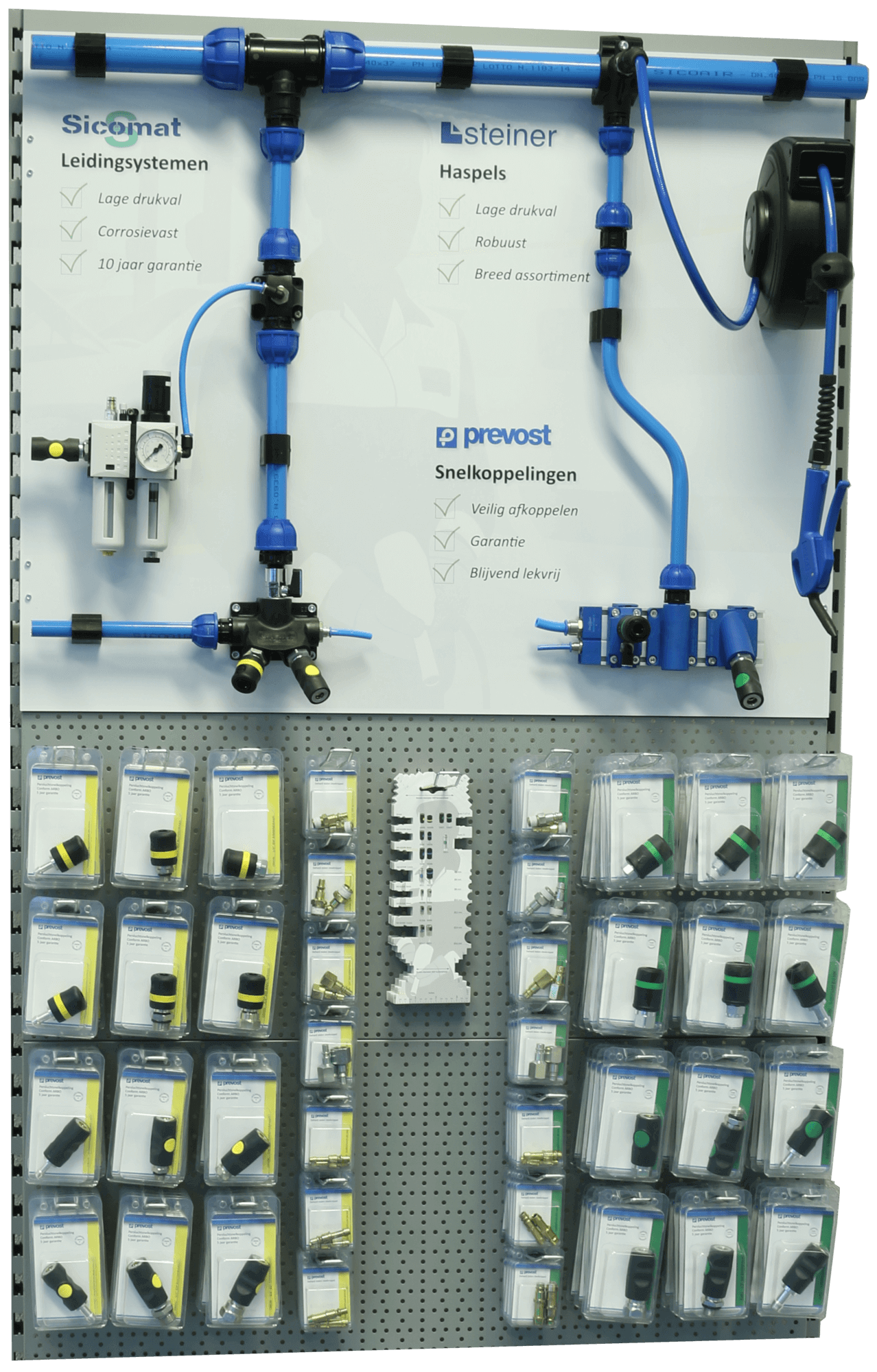 Prevost-display